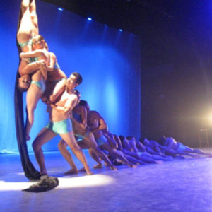 Campeche Youth Initiative at Performing the World